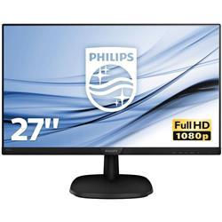 "Monitor Desktop Philips 273V7QJAB - Full HD - Led - 27"" - 16:9 - VGA-HDMI"