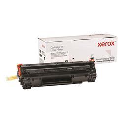 Compatibile Xerox Everyday equivalente a HP CB435A/CB436A/CE285A e Canon CRG-125 - nero