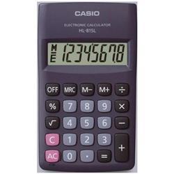 Calcolatrice tascabile Casio - HL-815L