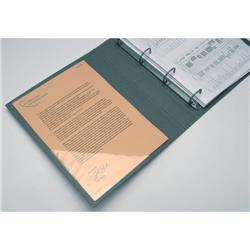 Tasche adesive triangolari Q-Connect - 10x10 cm - trasparente - conf. 10