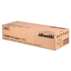 Originale Olivetti stampanti laser Olivetti - Toner - nero - 15000 - B0839