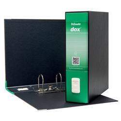 Registratore Dox 1 Esselte - commerciale - dorso 8 - 23x30 cm - verde