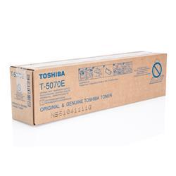 Originale laser Toshiba - toner T-5070E - nero - 6LE98164300